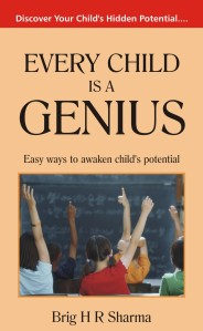 Every Child is a Genius - Manjul cover